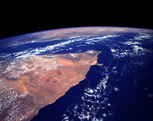 Horn of Africa © wikimedia commons